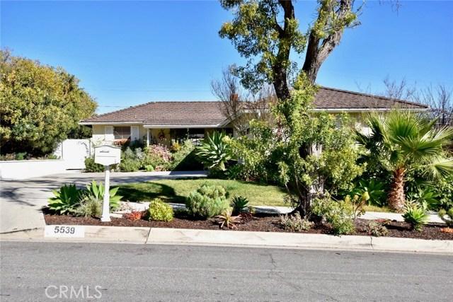 5539 Bayridge Road  Rancho Palos Verdes CA 90275