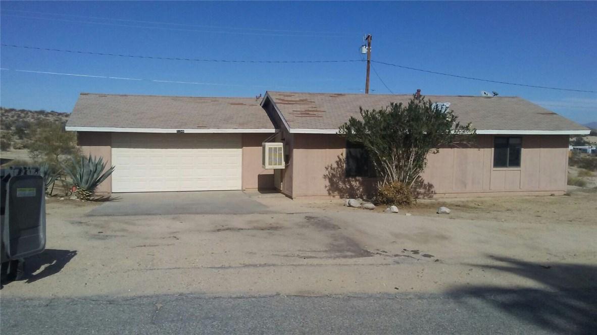 71544 Cactus Drive, 29 Palms, CA, 92277