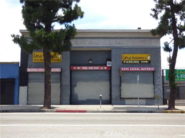 1610 S Main St, Los Angeles, CA 90015 Photo 0