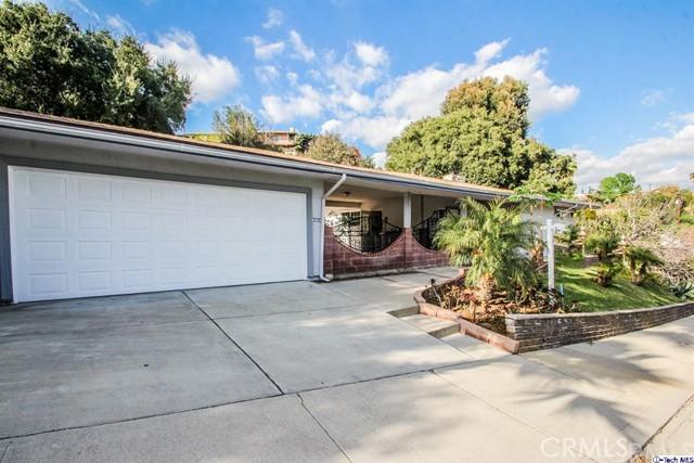 1519 Lynglen Drive, Glendale, CA, 91206
