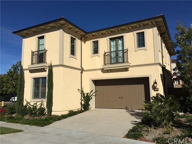 Single Family Home for Rent at 81 Bountiful Irvine, California 92602 United States