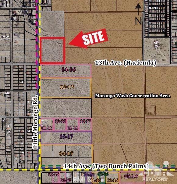 Land for Sale at Little Morongo Rd Little Morongo Rd Desert Hot Springs, California 92240 United States