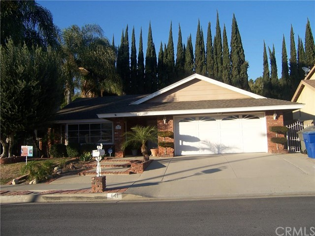 Single Family Home for Sale at 641 East Parkwood St 641 Parkwood La Habra, California 90631 United States