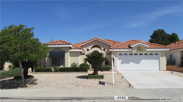 2592 Maple Drive Hemet, CA 92545 is listed for sale as MLS Listing SW16120180
