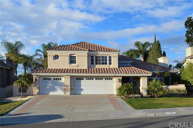 17555 Orange Terrace Drive, Yorba Linda CA 92886