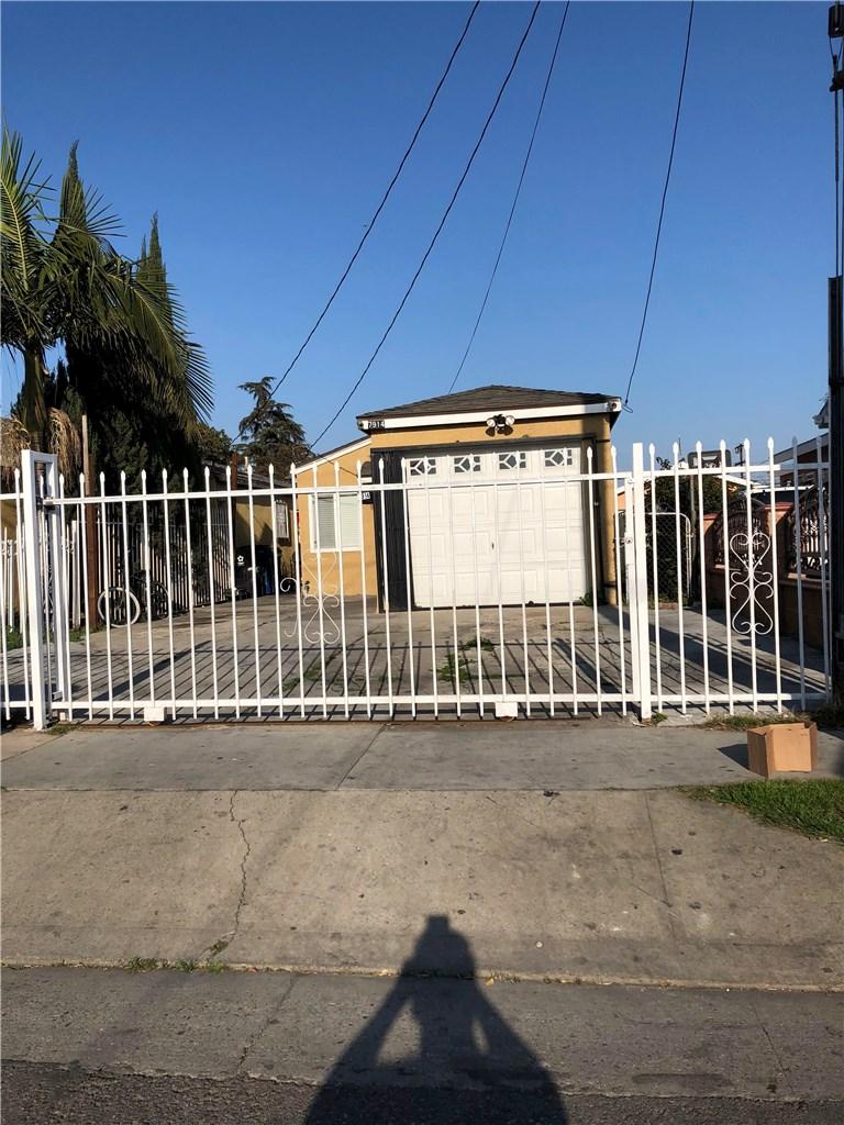 7914 Morton Avenue  Los Angeles CA 90001