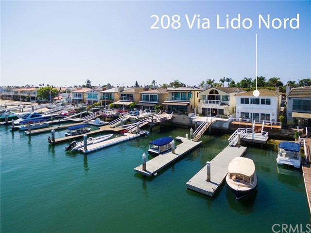 Photo of 208 Via Lido Nord, Newport Beach, CA 92663