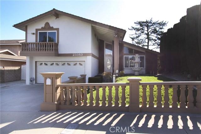 23353 Wagon Trail Road Diamond Bar, CA 91765 - MLS #: TR17137410