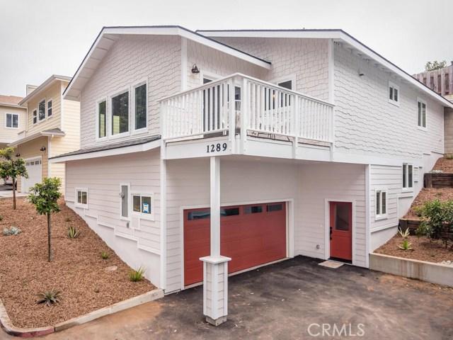 1289  Main Street, Morro Bay in San Luis Obispo County, CA 93442 Home for Sale