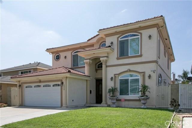 独户住宅 为 销售 在 13720 Park Street Cerritos, 加利福尼亚州 90703 美国