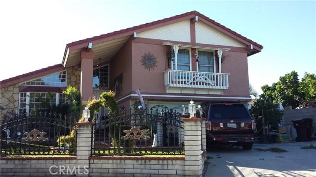 Single Family Home for Sale at 2314 Rowland Avenue W Santa Ana, California 92704 United States