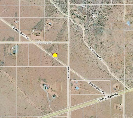 Additional photo for property listing at 0 Gamma Gulch Road  Pioneertown, California 92268 United States