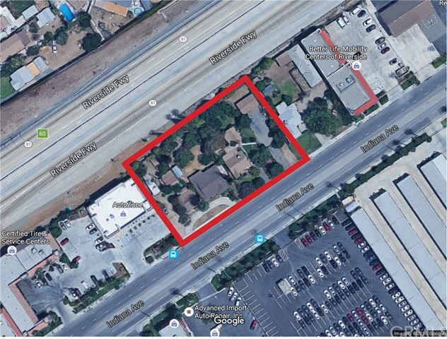Single Family for Sale at 7291 Indiana Avenue Riverside, California 92504 United States