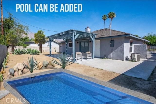 3763 E Calle San Antonio Palm Springs, CA 92264 - MLS #: CV18106866