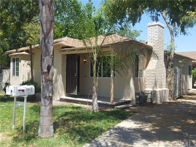 Single Family Home for Sale at 204 10th Street E San Bernardino, California 92410 United States