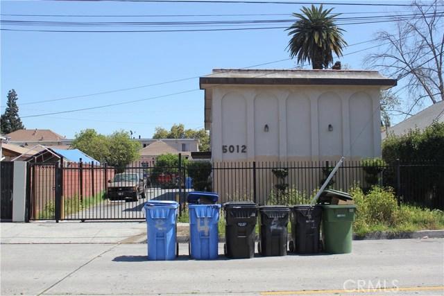 5012 Mckinley Avenue, Los Angeles, CA, 90011