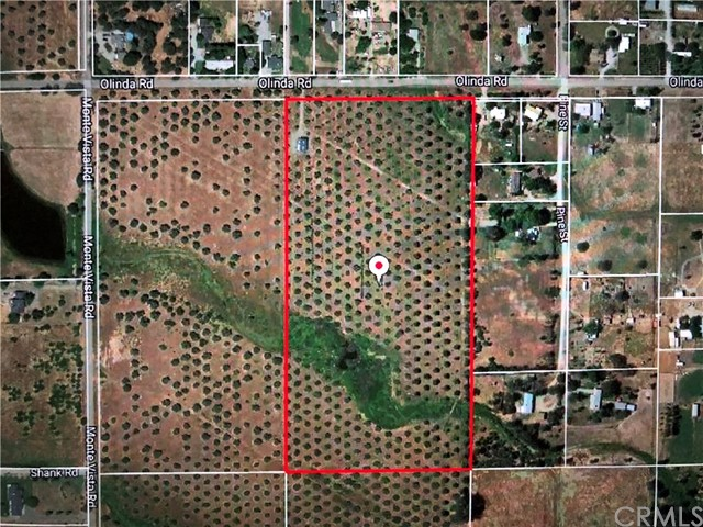 Land for Sale at 17071 Olinda Road 17071 Olinda Road Anderson, California 96007 United States