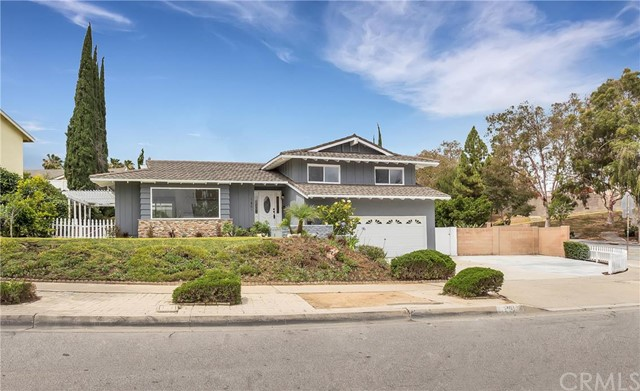 Single Family Home for Sale at 1801 Conejo St Fullerton, California 92833 United States