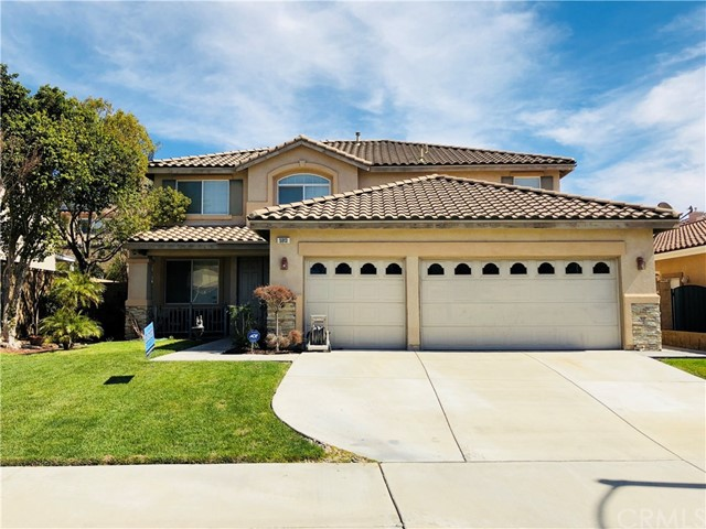 5913 Big Horn Place Fontana, CA 92336 - MLS #: CV18074628