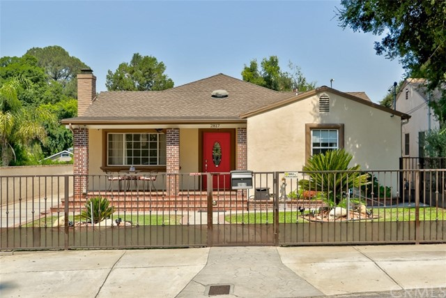 Single Family Home for Sale at 2817 Tola Avenue Altadena, 91001 United States