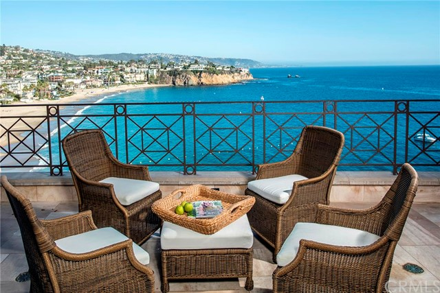 Single Family Home for Sale at 170 Emerald Bay Laguna Beach, California 92651 United States