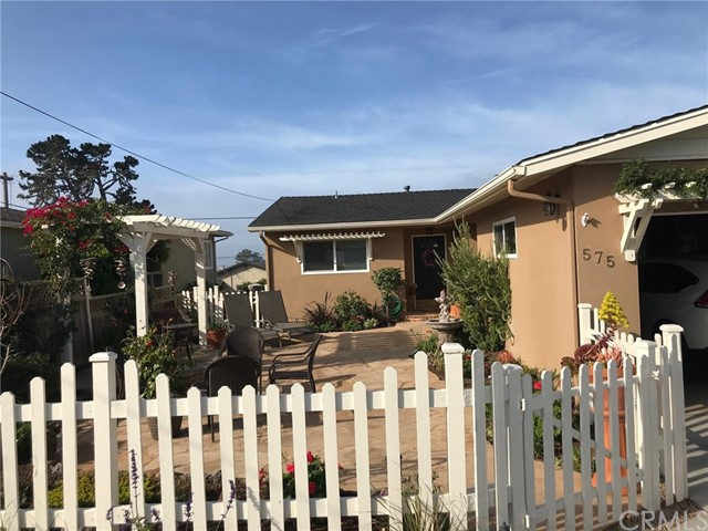 Property for sale at 575 Kern Avenue, Morro Bay,  CA 93442