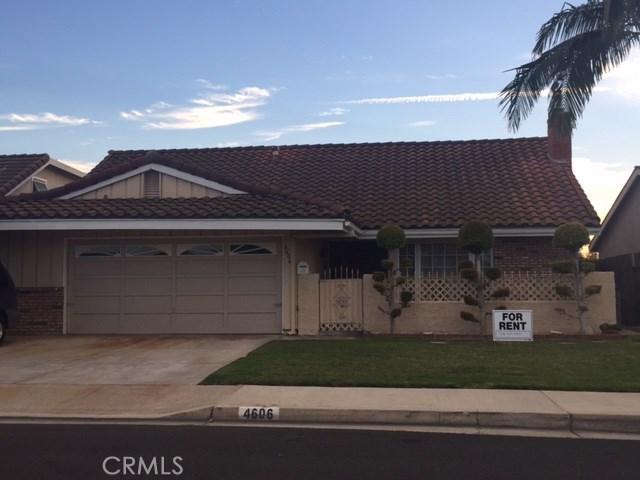 Single Family Home for Rent at 4606 Amberwood Avenue La Palma, California 90623 United States