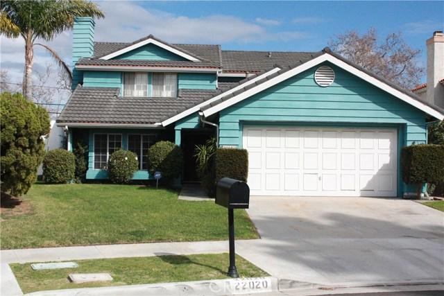 22020 Kathryn Avenue, Torrance CA 90503