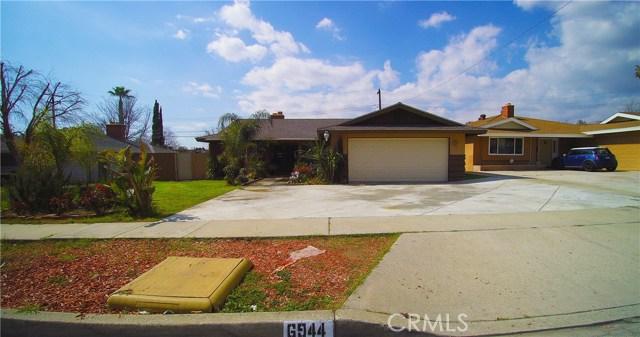 Single Family Home for Sale at 6944 Rogers Lane San Bernardino, California 92404 United States