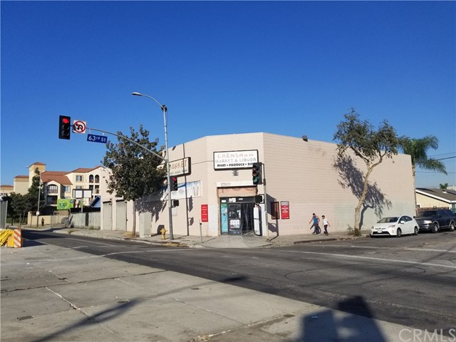 Retail for Sale at 6222 Crenshaw Boulevard 6222 Crenshaw Boulevard Los Angeles, California 90043 United States