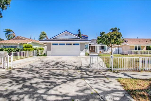 Single Family Home for Sale at 1715 Loretta Lane Santa Ana, California 92706 United States