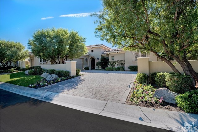 Single Family Home for Sale at 76289 Via Volterra 76289 Via Volterra Indian Wells, California 9221- United States
