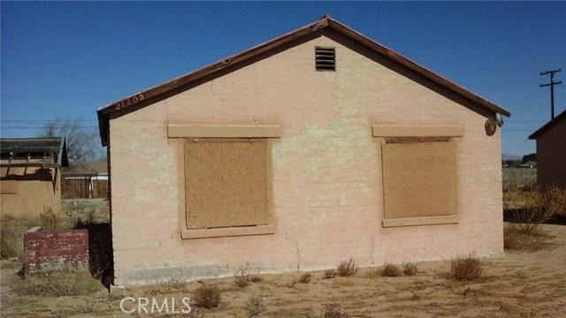 12224 James Street Boron, CA 93516 - MLS #: CV18120662