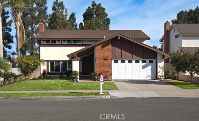 3831 Hendrix Street  Irvine CA 92614