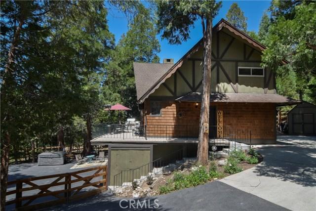 522 Grass Valley Road, Lake Arrowhead, CA 92352