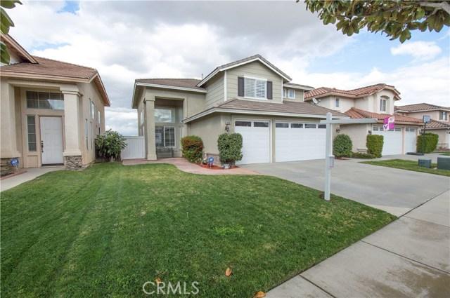 5980 Park Crest Drive, Chino Hills, California