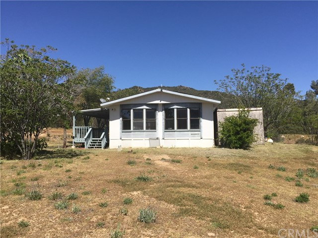 Single Family for Sale at 35328 Peralta Drive Warner Springs, California 92086 United States