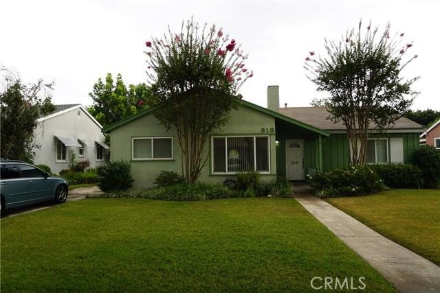 818 Buffalo Avenue, Santa Ana, CA, 92706