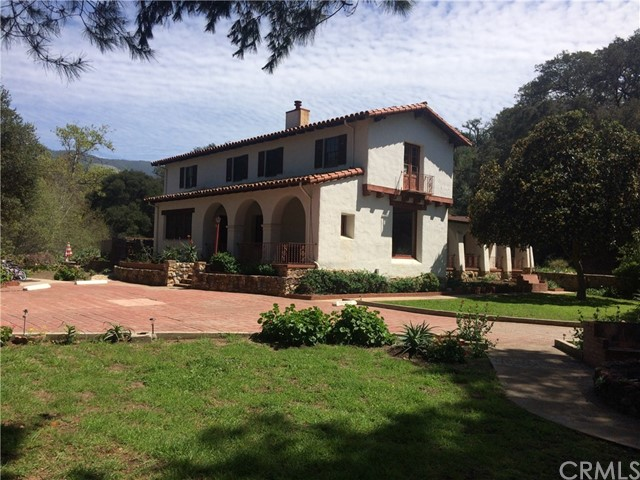 2746  Reservoir Canyon Road, San Luis Obispo, California