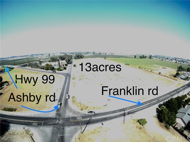 0 Franklin Rd. Merced, CA 0 - MLS #: MC18209698