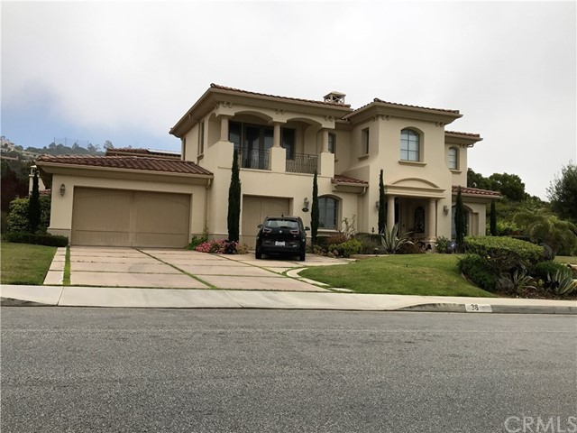 Single Family Home for Rent at 38 Via Del Cielo Rancho Palos Verdes, California 90275 United States