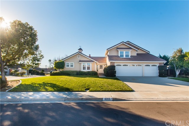 4205  Grey Stone Drive 92886 - One of Yorba Linda Homes for Sale
