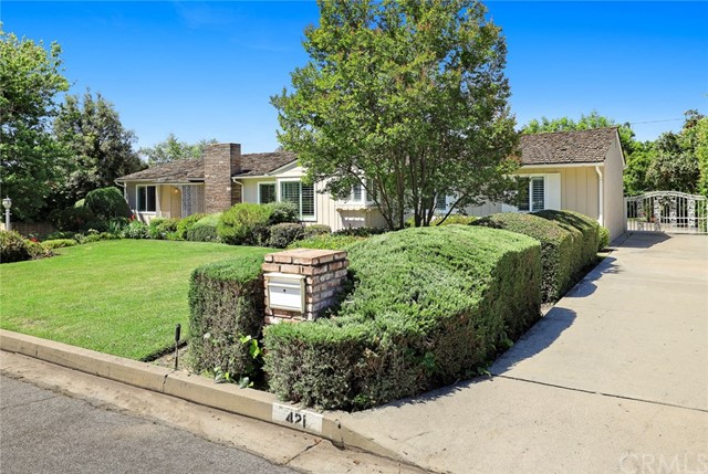 地址: 421 Catalpa Road, Arcadia, CA 91007