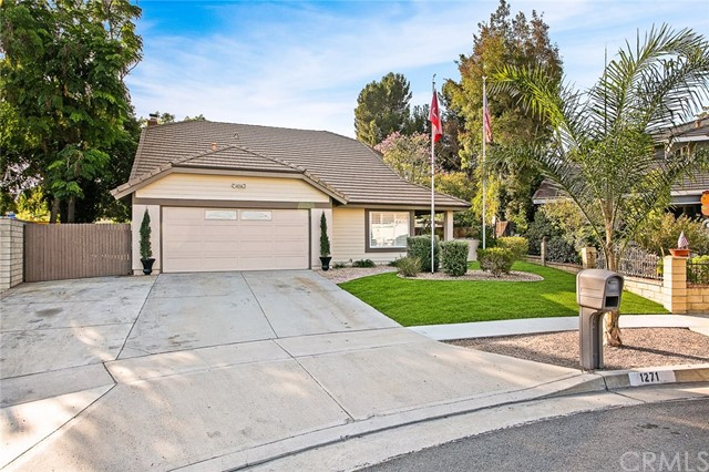 1271 N Robwood Circle, Anaheim Hills, California
