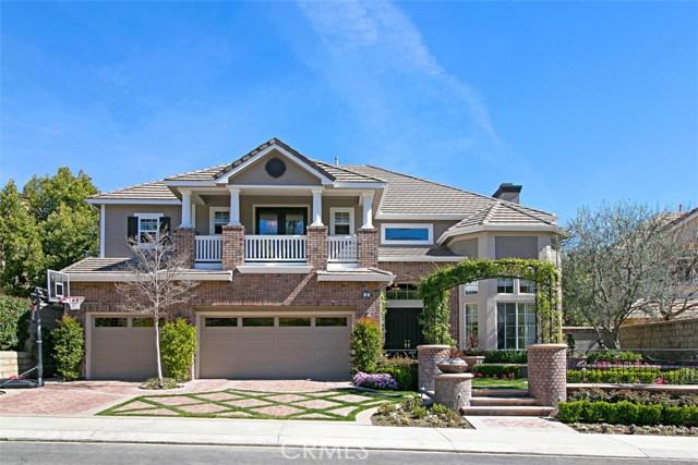 Single Family Home for Sale at 10 Lone Wolf Coto De Caza, California 92679 United States