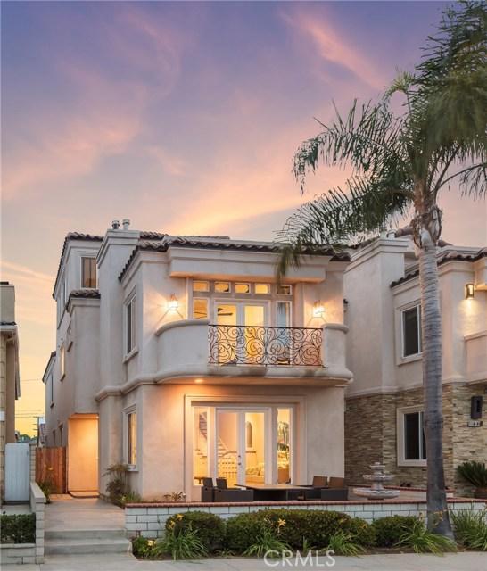 829 Frankfort Avenue Huntington Beach, CA 92648 - MLS #: OC17107227