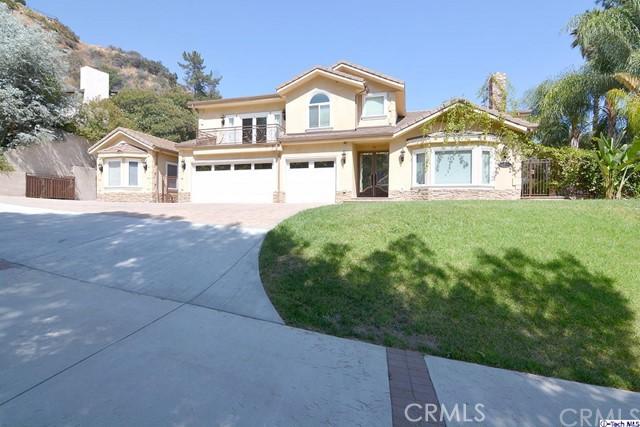 3511 Emerald Isle Drive, Glendale, CA, 91206