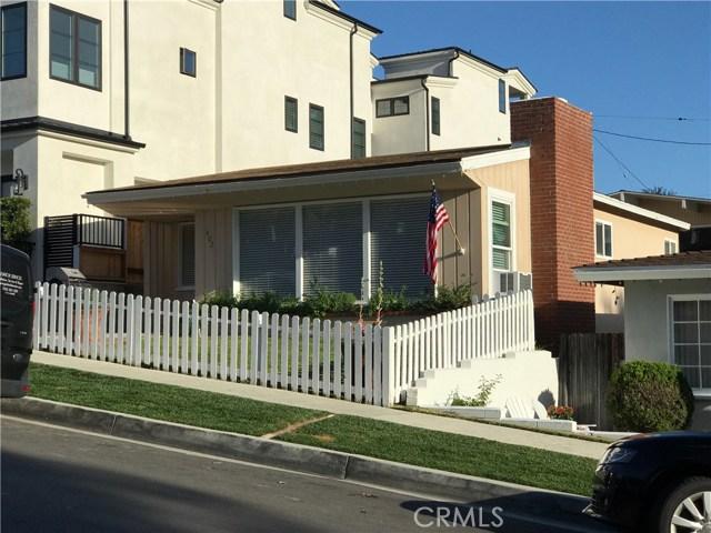 402 Heliotrope Avenue Corona Del Mar, CA 92625 - MLS #: OC17258062