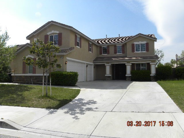 Single Family Home for Sale at 6380 Cold Mountain Way San Bernardino, California 92407 United States