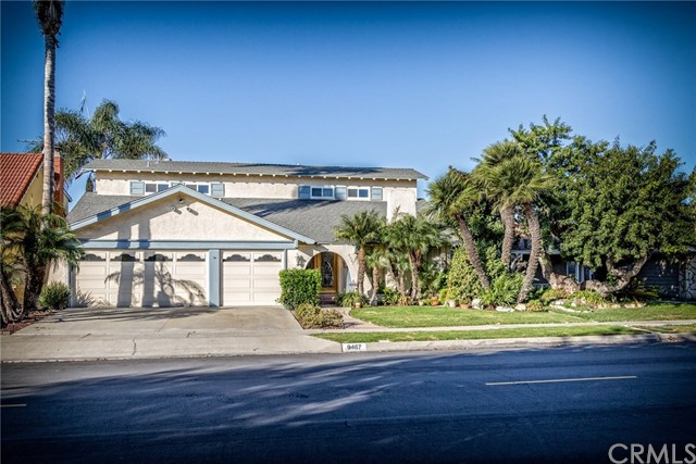 Single Family Home for Sale at 9467 Somerset Lane Cypress, California 90630 United States